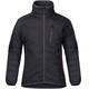 Bergans Girls Josten Lt Insulated Jacket Solid Charcoal/Sol Dark Grey/Dusty Cerise